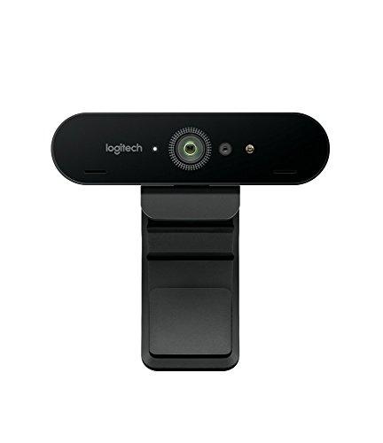 Logitech Business Brio Ultra HD Kamera (für Videokonferenzen, Aufnahmen/Aufzeichnungen und Streaming)