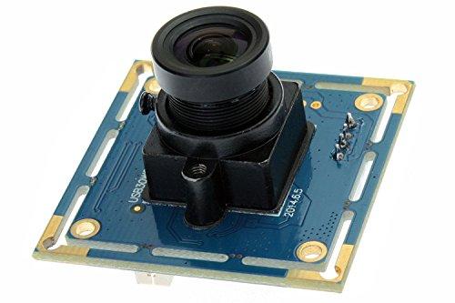 elp vga usb kamera modul mit einer aufl sung von 640x480 f r pc webcam android linux mac. Black Bedroom Furniture Sets. Home Design Ideas