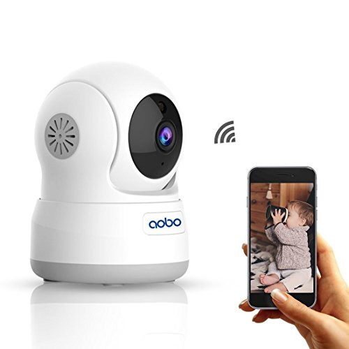 ip kamera aobo wlan wifi 720p wireless ip kamera heim berwachungskamera die bewegungserkennung. Black Bedroom Furniture Sets. Home Design Ideas