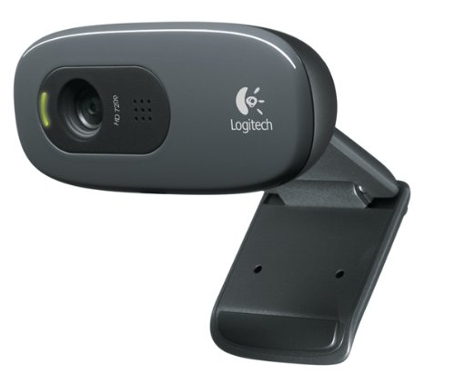 Logitech C270 HD Webcam