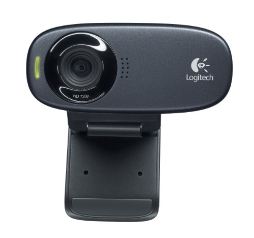 Logitech C310 USB HD Webcam
