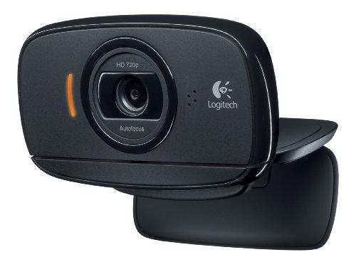Logitech HD Webcam C525Webcam, PC/Mac, Face Tracking