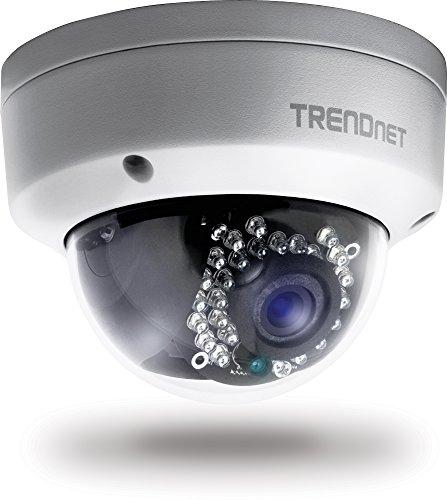 Trendnet Indoor Outdoor Dome Poe Ip Kamera Mit 3 Megapixel