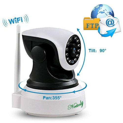 Überwachungskamera Sicherheitskamera IP Kamera Home Baby Monitor mit ...