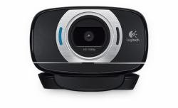 Webcam C615 HD Logitech HD Webcam C615 – Web-Kamera – Farbe – 1920 x 1080 – Audio – USB 2.0