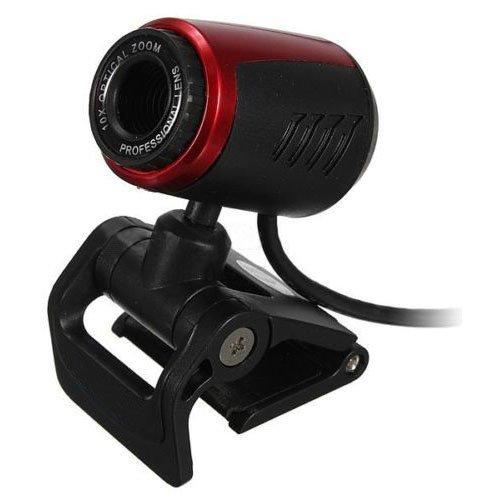 Webcam Kamera – TOOGOO(R) USB 2.0 Aufsteckbar Webcam Kamera 5 Megapixel mit Mikrofon MIC fuer SKYPE HD