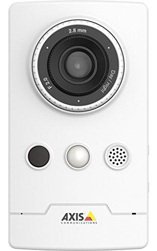 Axis M1065-L IP security camera Innenraum Kubus Weiß – Sicherheitskameras (IP security camera, Innenraum, CHI (SIMPL), CHI (TR), Deutsch, Englisch, Spanisch, Französisch, Italienisch, JPN, KOR,…, Kubus, Weiß, Wand)
